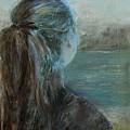 Woman At Bay by Sigalit Aharoni