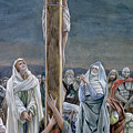 Woman Behold Thy Son by Tissot