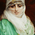 Woman From Constantinople by Jean Leon Gerome