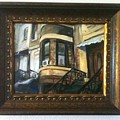 Woman In A Window by Jason Felkner