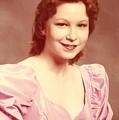 Woman In Pink by Joe  Kralich