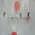 Woman In The Rain by Ken Pursley