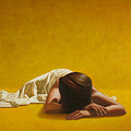 Woman In Yellow by Horacio Cardozo