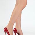Woman Legs In High Heel Shoes by Oleksiy Maksymenko