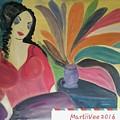 Woman by MartiiVee Pierce