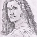Woman Of India by Tanmay Singh