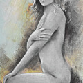 Woman Painted by Andrea Barbieri