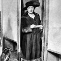 Woman: Voting, 1920 by Granger