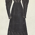 Woman's Dress by Bessie Forman