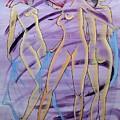 Women Figure by Abu Artist