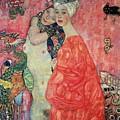 Women Friends by Gustav Klimt