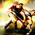 Women In Sports - Field Hockey by Mike Massengale