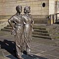 Women Of Steel by Darren Galpin