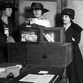 Women Voting, C1917 by Granger
