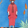 Womens Fashion, George Barbier, 1921 by Science Source