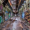 Wompatuck Hallway 2 by Brian MacLean
