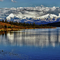 Wonder Lake IIi by Rick Berk