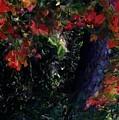 Wonder Tree Detail 2 by David Lane