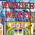 Wonder Wheel Amusement Park 10 by Jeelan Clark