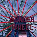 Wonder Wheel by Chris Baboolal