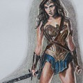Wonder Woman by Christine Jepsen