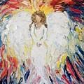 Wonderful Angel by Denisa Olbojan