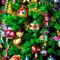 Wonderful Christmas Tree by Garry Gay