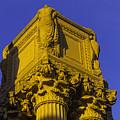 Wonderful Palace Of Fine Arts by Garry Gay