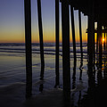 Wonderful Pismo Sunset by Garry Gay
