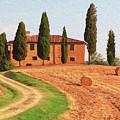 Wonderful Tuscany, Italy - 02 by Andrea Mazzocchetti