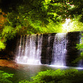 Wondrous Waterfall by Bill Cannon