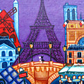 Wonders Of Paris by Lisa  Lorenz