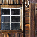 Wood And Window by Kelley King