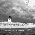 Wood End Lighthouse Provincetown by Charles Harden