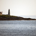 Wood Island Lighthouse 2 by Ray Konopaske
