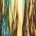Wood On The Inside by Vesna Delevska