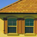 Woodbury Windows No 2 by Ben and Raisa Gertsberg