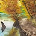Woodem Bridge by Alber Assi