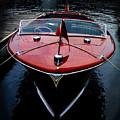 Wooden Boat by Susan Vineyard