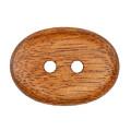 Wooden Button by Michal Boubin