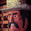 Wooden Cowboy by Bonny Puckett