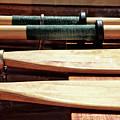 Wooden Oar Pattern by Savanah Plank