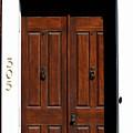 Wooden Portal by Belinda Stucki
