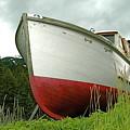 Wooden Ship by Mark Lemon