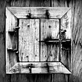 Wooden Window II by Perry Webster