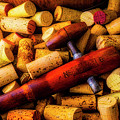 Wooden Wine Barrel Spigot by Garry Gay