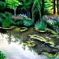 Woodland Mystery by Elizabeth Robinette Tyndall