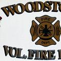 Woodstock Fire Dept by Pat Turner