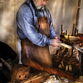 Woodworker - The Carpenter by Mike Savad