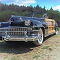 Woody  Chrysler by Bill Posner